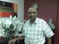 Mr Naidoo